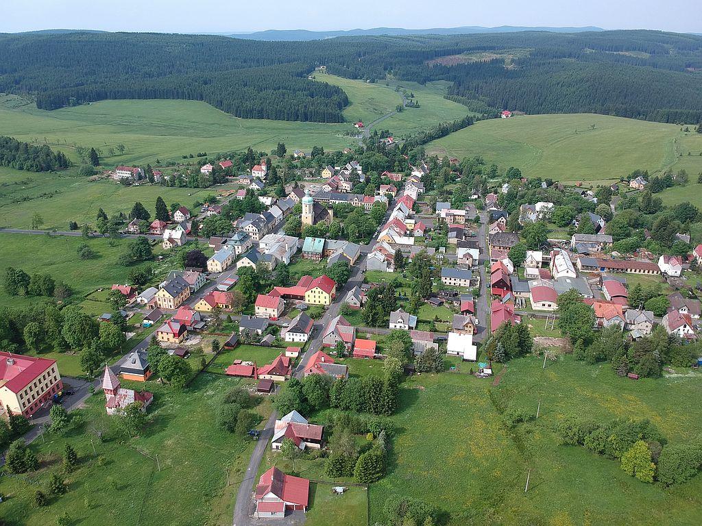 Krušné Hory - Horní Blatná