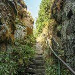 Okolí Horní Blatné - důlní propadliny